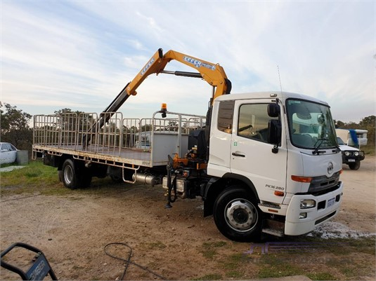 2012 UD PK16 280 Condor - Trucks for Sale
