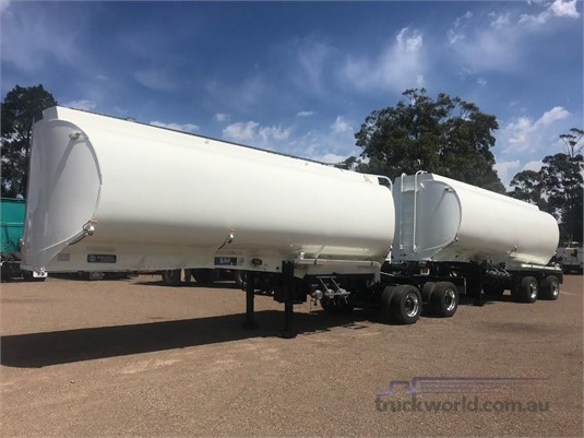 2000 Marshall Lethlean Tanker Trailer - Trailers for Sale