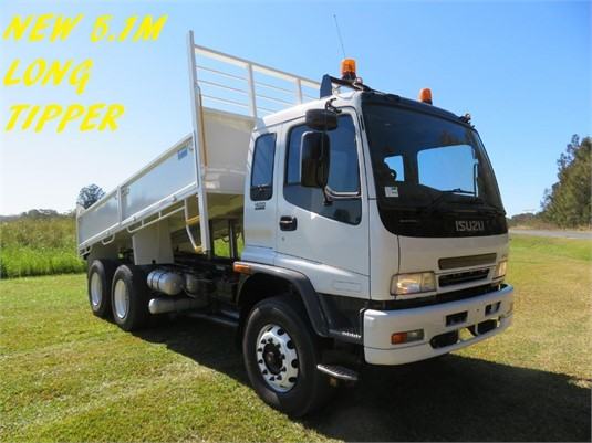 2006 Isuzu FVZ1400 - Trucks for Sale