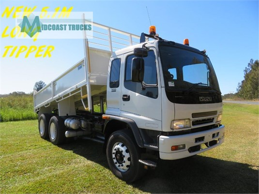 2006 Isuzu FVZ1400 Midcoast Trucks - Trucks for Sale