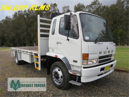 2007 Mitsubishi Fighter 10 Midcoast Trucks - Trucks for Sale