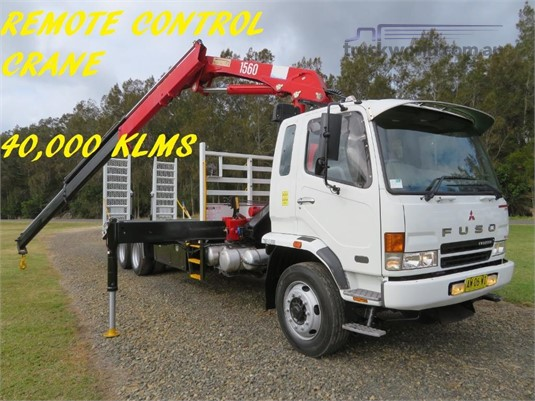 2008 Fuso Fighter FN14 - Trucks for Sale