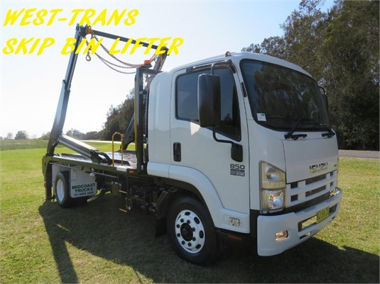 2010 Isuzu FSR850 - Trucks for Sale