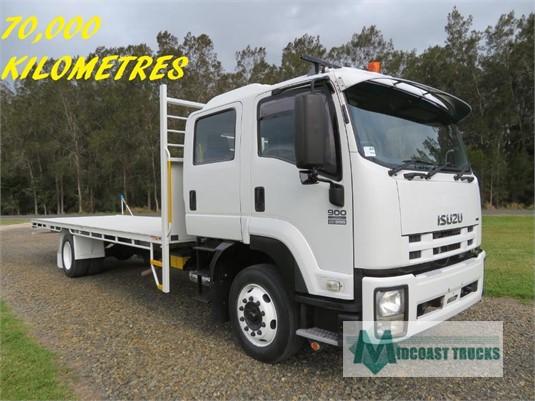 2010 Isuzu FTR 900 Dual Cab Midcoast Trucks - Trucks for Sale
