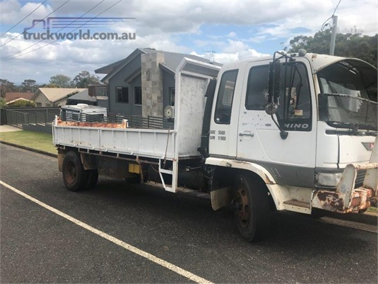 1992 Hino GD - Trucks for Sale