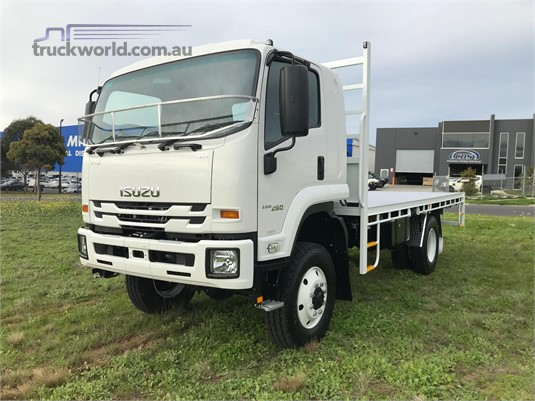 2018 Isuzu FTS - Trucks for Sale