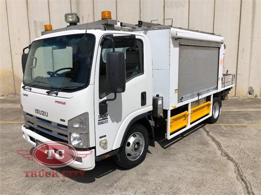 2010 Isuzu NPR 300 Premium Truck City - Trucks for Sale