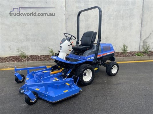 2015 Iseki SF370  - Farm Machinery for Sale