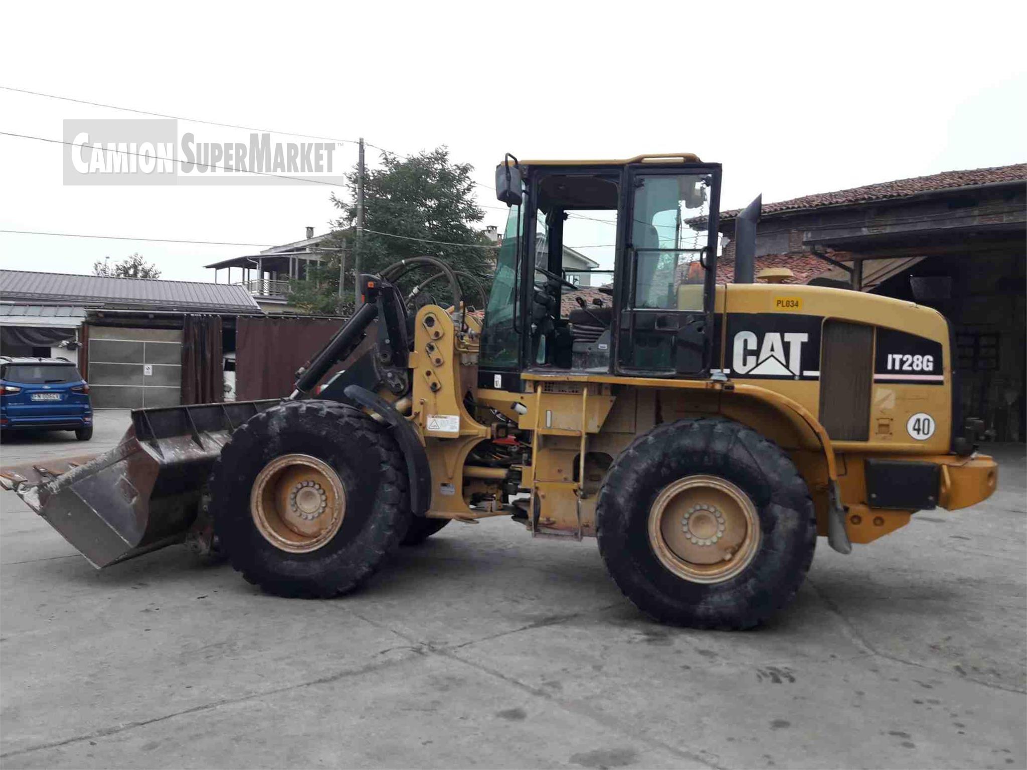 Caterpillar IT28G
