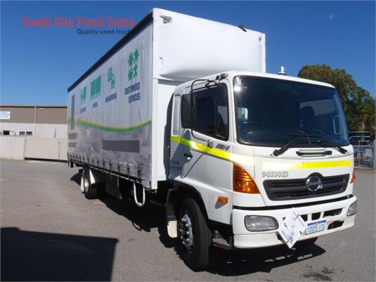 2007 Hino 500 Series 1728 GH X Long South City Truck Sales  - Trucks for Sale