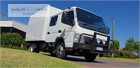 2006 Fuso Canter 815 Wide Service Vehicle