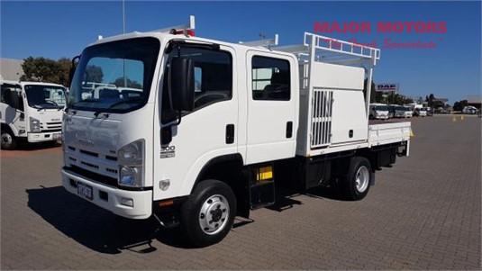 2008 Isuzu NPS 300 4x4 Major Motors  - Trucks for Sale