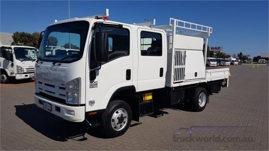 2008 Isuzu NPS 300 4x4 - Trucks for Sale