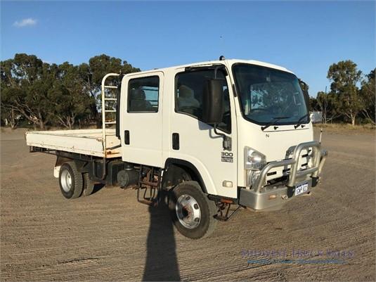 2008 Isuzu NPS 300 4x4 Crew Midwest Truck Sales - Trucks for Sale