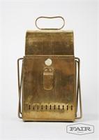 Brass Engine Room Oil Lamp