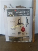 Everlast Advanced 6-Piece Speed Bag Set