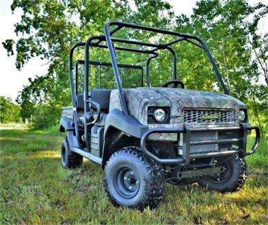 Kawasaki Mule 4010 Trans4x4 For Sale 45 Listings