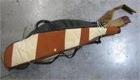Lot, 4 soft gun cases