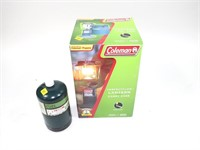 Lot, coleman lantern and bottle
