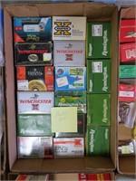Lot, mostly partial boxes: 12 Ga, 16 Ga and 20 Ga.