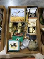 Lot, duck collectibles