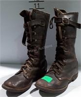 Pair of Antique children's boots