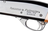 Gun Remington 572 Fieldmaster Pump Rifle in 22 Cal