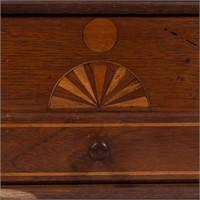 Spice box detail