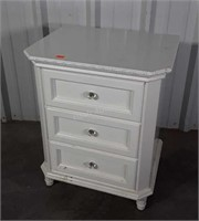 Simply Shabby Chic, 3 Drawer, needs cleaned from