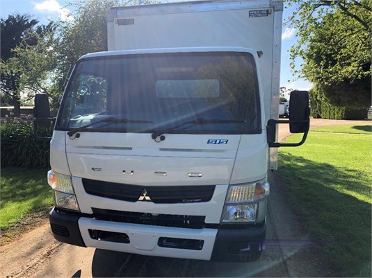 2014 Fuso Canter 515 Wide AMT - Trucks for Sale