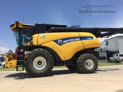 New Holland CR9.90 Black Truck Sales - Farm Machinery for Sale