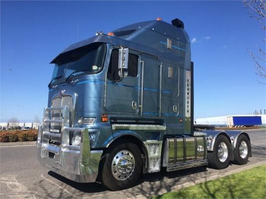 2013 Kenworth K108 - Trucks for Sale