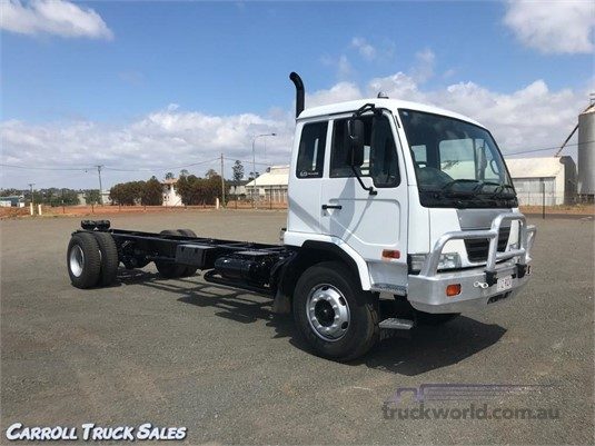 2007 Nissan Diesel UD PKC215 Carroll Truck Sales Queensland - Trucks for Sale
