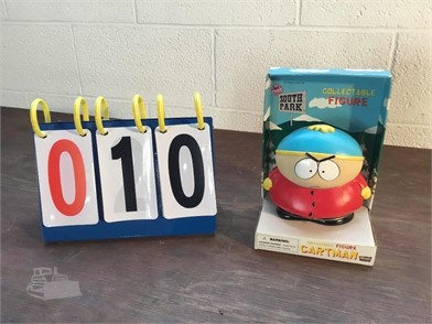 Eric Cartman Figurine South Park Other Items For Sale 1