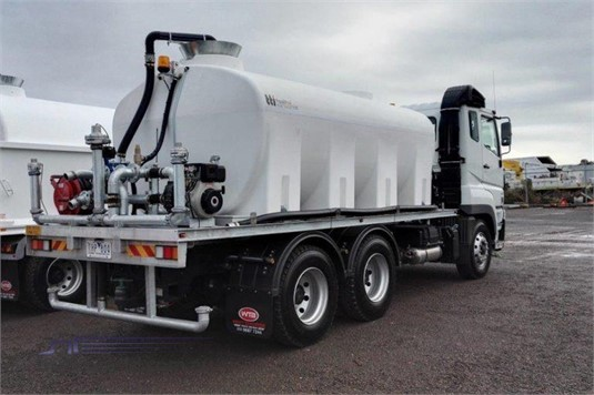 2019 Hino 500GH1728 - Trucks for Sale