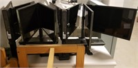 (32A-32E) EVGA Monitors (Set of 4)  $100.00 Reserve