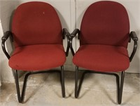 (42) 2 Office Chairs $25.00 Reserve