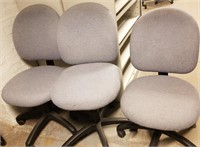 (49) Chairs (Set of 3)  $25.00 Reserve