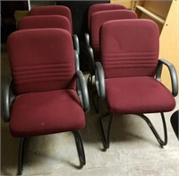 (53) Chairs (Set of 6)  $45.00 Reserve