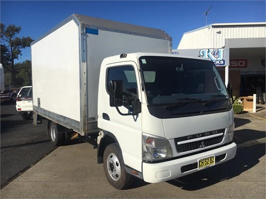 2010 Mitsubishi Fuso CANTER 515 - Trucks for Sale