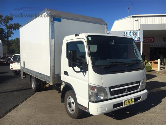 2010 Mitsubishi Fuso CANTER 515 - Trucks for Sale