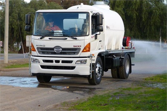 2019 Hino 500GH1728 - Trucks for Sale