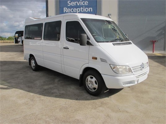 2002 Mercedes Benz Sprinter 313 CDI Low Roof MWB - Light Commercial for Sale