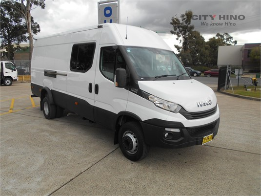 2018 Iveco Daily City Hino - Trucks for Sale