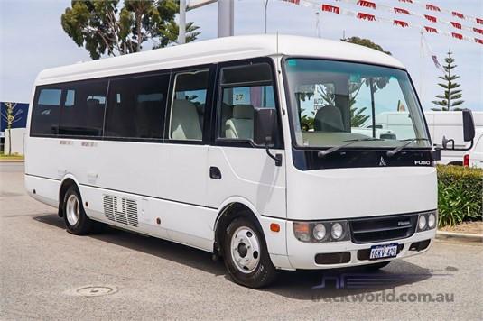 2013 Mitsubishi Rosa WA Hino - Buses for Sale