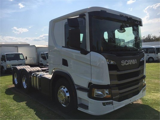 2018 Scania other - Trucks for Sale