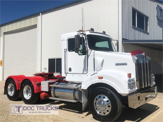 2006 Kenworth T404SAR DOC Trucks - Trucks for Sale