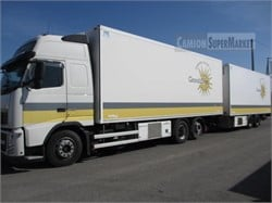VOLVO FH12.500  used