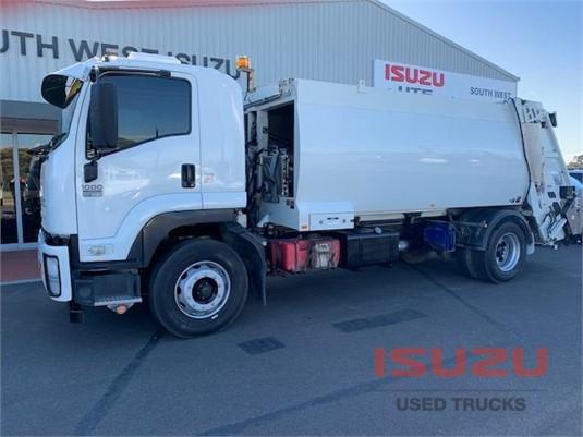 2012 Isuzu FVD 1000 Used Isuzu Trucks - Trucks for Sale