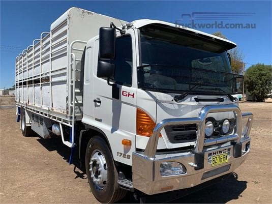 2013 Hino 500 Series 1728 GH XX Long Six - Trucks for Sale